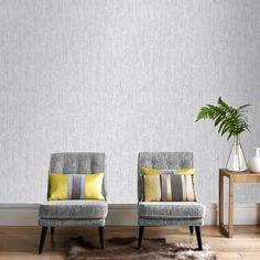 Silver Effect Sari Wallpaper | Departments | DIY at B&Q