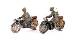 Dr. Tony Evans Motorbike Collection Via: vectis.co.uk