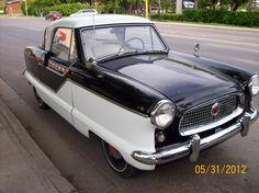 1962 Nash Metropolitan only $5,500