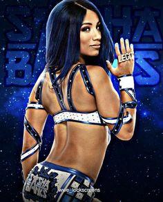 Wwe Sasha Banks, 20th Anniversary, Superstar, Diva, Boss, Wonder Woman, Superhero, Women, Anatomy Reference