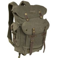 WWII Backpack