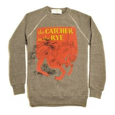 The Catcher in the Rye sweater $38.00