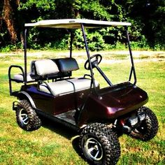 My Golf Cart for MSU :)