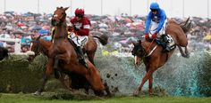 The Grand National Steeplechase - A Great British Institution