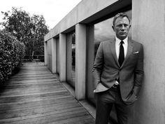 Daniel Craig  - por Greg Williams para Esquire
