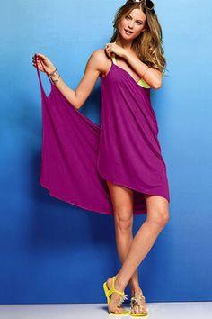 simple DIY summer dress? :)