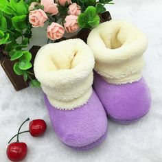 Newest Newborn Baby Shoes Toddler Girls Crib Shoes Soft Soled Winter Snow Boots #>=#>=#>=#>=#> Click on the pin to check out discount price, color, size, shipping, etc. Save and like it!