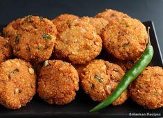 Sri lankan Recipes: August 2013