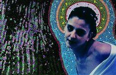 Facebook Art Timeline, Sissi, Photographic Prints, Digital Photography, Mona Lisa, Gallery, Artwork, Sequins, Image
