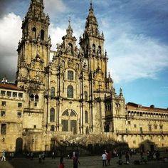 Apetece un poco de Galícia... #Galicia #GaliciaCalidade #love #relax #relaxing #SantiagoDeCompostela #catedral #cathedral #Spain #picoftheday #instagramers #followme #dosmaletas