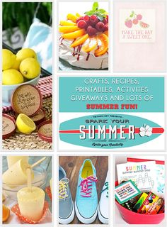 Spark Your Summer -