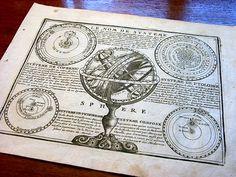 星図: 天文古玩