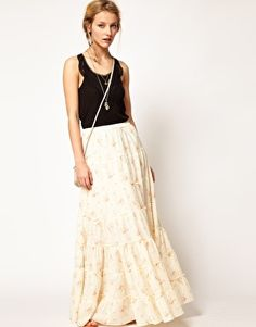 Denim & Supply By Ralph Lauren Maxi Skirt