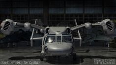 Pierre Drolet Sci-Fi Museum - BlackHawk Marine