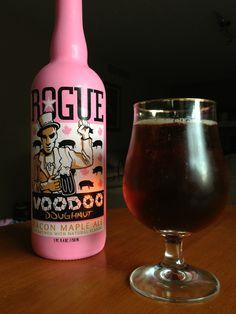 596. Rogue Ales - Voodoo Donut Bacon Maple Ale