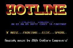 [CSDb] - Hotline Intro 20 by Hotline (1989)