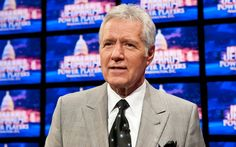 'Jeopardy' host Alex Trebek gives 'mind-boggling' cancer update Jeopardy! host Alex Trebek is cautiously optimistic after learning his stage 4 pancreatic cancer is in near-remission and responding well to chemotherapy treatment. Deep Sadness, Hollywood, Good Morning America, News Website, Cancer Treatment, W 6, Bad News, Lady And Gentlemen, Net Worth