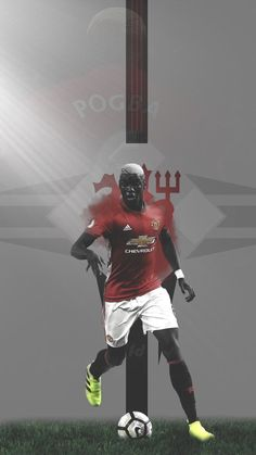 Paul Pogba HD Mobile Wallpapers at Manchester United Killer Ab Workouts, Killer Abs, Football Is Life, Football Team, Pogba Wallpapers, Jersey Atletico Madrid, Paul Pogba, Manchester United Football