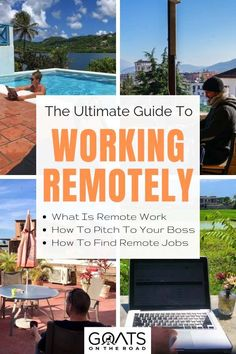 Working remotely is the dream lifestyle, you can have an office at home, or around the world as you travel. It provides increased productivity and can give you extra cash! Find out how you can make… Legit Work From Home, Work From Home Jobs, Earn Money From Home, Way To Make Money, Work Abroad, Work From Home Opportunities, Find People, Online Jobs, Extra Cash