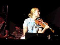 DAVID GARRETT - Groovy Kind Of Love - Festival de Wiltz - YouTube