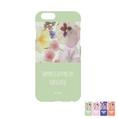 MIKOREA: happiness customized phone case :)