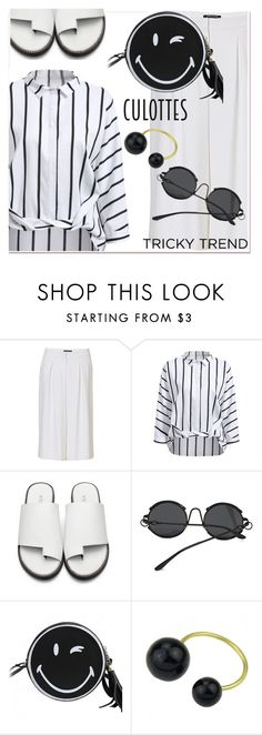"""""""Chic culottes 3"""" by paculi ❤ liked on Polyvore featuring Betty Barclay, TrickyTrend and culottes"""
