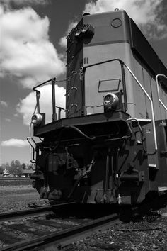 Down By The Railroad I Love Trains