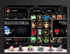 AACORN app Sneak Peek part 1 added to my Apps for #autism pinterest board