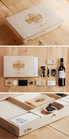 Identity Design for Sommelier Markov Anatoly by Pavel Emelyanov..