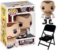Wwe Nxt Wcw Custom Ultimate Warrior Wrestling Figure Pop