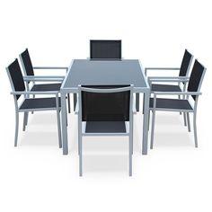 Table à diner scandinave blanc avec rallonge bois - Svartan