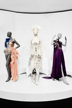 The Fashion World of Jean Paul Gaultier at NGV bbb44a3ef