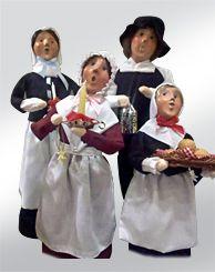 Moravian Carolers