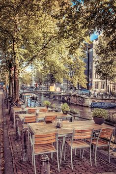 herfst in amsterdam.