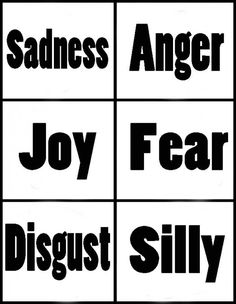 Inside Out Emotions Game