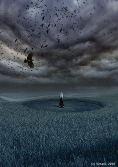 ✯ Ravens Queen ..by *Vimark*✯