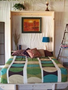 A DIY Murphy Bed For Just $275