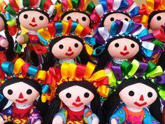 Las muñecas de Tlaquepaque