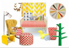 Check out this moodboard created on @olioboard: OKL OlioBoardContest | Nursery by auntbucky