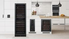 Temptech Sommelier viinikaapit Lockers, Locker Storage, Led, Cabinet, Retro, Furniture, Home Decor, Clothes Stand, Decoration Home