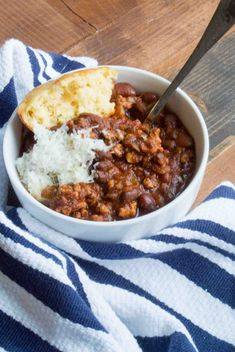 Turkey Chili ~ by My