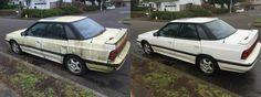 Pressure cleaning a used car to make it look new. Uploader: http://www.reddit.com/user/elislider