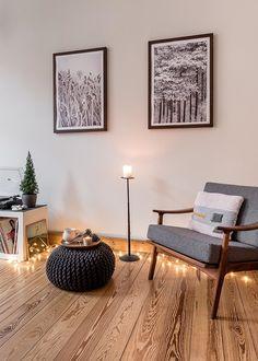 * gewachsen *   SoLebIch.de Foto: Mitglied La Luce #solebich #einrichtung #wohnzimmer #livingroom #interior #dekoration #decoration #weihnachtsdeko #christmasdecoration