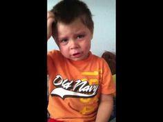Cute - Kid Can't Sing Nicki Minaj's Song  MEE!!!!!