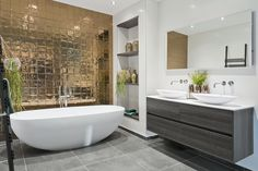 Beauty Room, House Rooms, Bathroom Inspiration, Bathtub, Footwear, Decor Ideas, Handbags, Lifestyle, Home