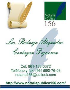Notaría Pública 156 Tuxtla, Gutierrez,Chiapas.México