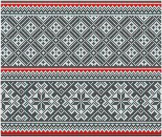Pattern border