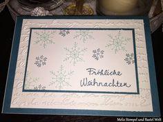 Stampin Up, Weihnachtskarte, Christmas Card, Wünsche zum Fest, Christbaum Festival, Schrägstreifen