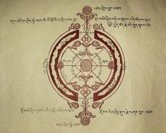 """Tibetan Depiction of Agharta/Inner Earth. There are many """"entrances"""" to the 'Inner Earth: in South America, in Russia, in China, etc."""