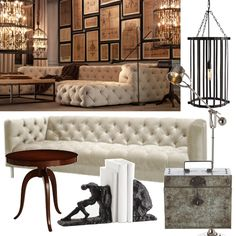 Love Restoration Hardware? I do! Get the look for less at Project Decor :o)
